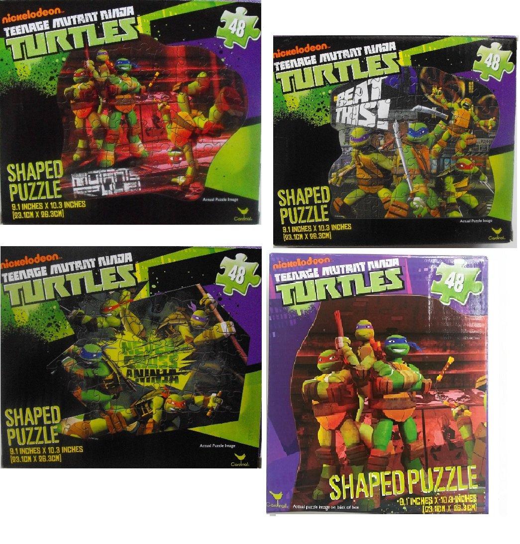amazon com nickelodeon teenage mutant ninja turtles shaped