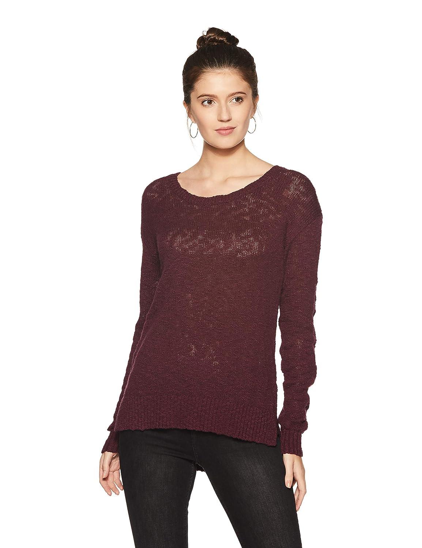 Aeropostale Women's Cotton Sports Knitwear