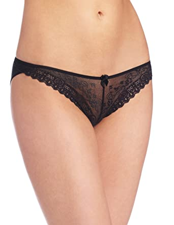 a9f7f3481f50 b.tempt'd by Wacoal Women's Wrap Star Bikini Panty Underwear at Amazon  Women's Clothing store: