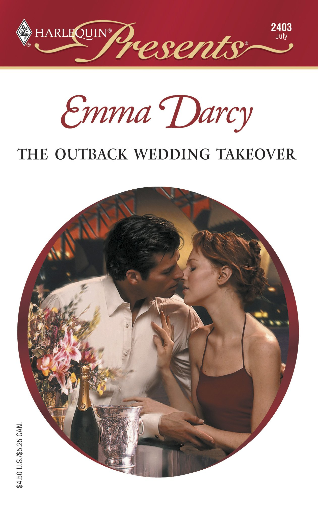 Download The Outback Wedding Takeover (Outback Knights) (Harlequin Presents) PDF