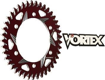 Vortex 452ZR-41 Red 41-Tooth Rear Sprocket