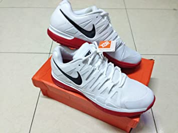 cf611de68d80 Image Unavailable. Image not available for. Color  Roger Federer Swiss  Olympics Nike Zoom Vapor 9 Tour