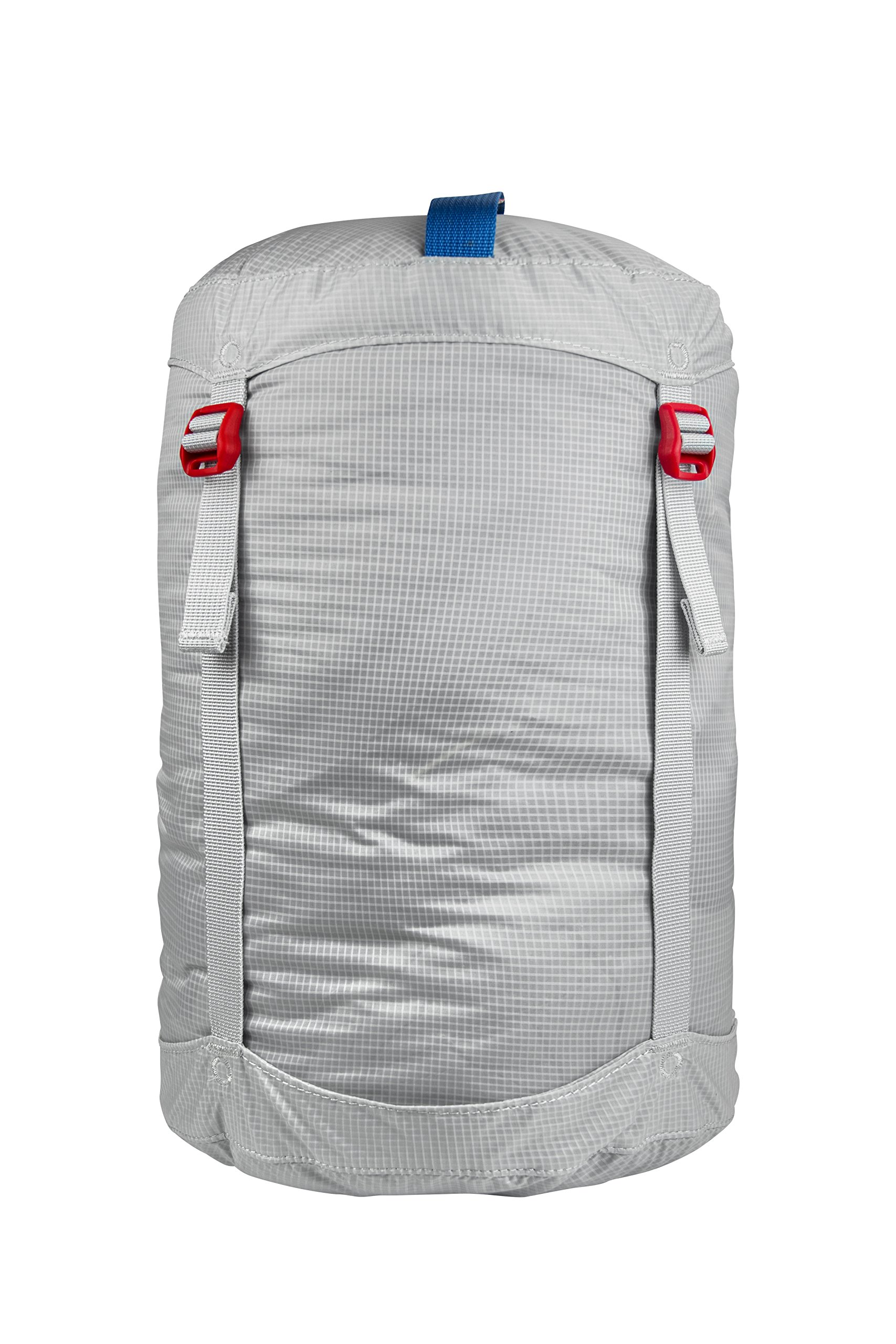 Big Agnes Tech Compression Sack, Lt Gray, 10L by Big Agnes