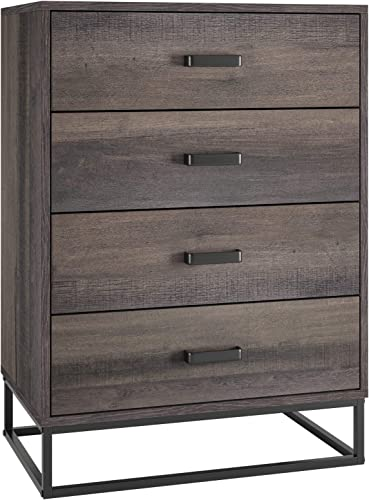 HOMECHO 4 Drawer Dresser