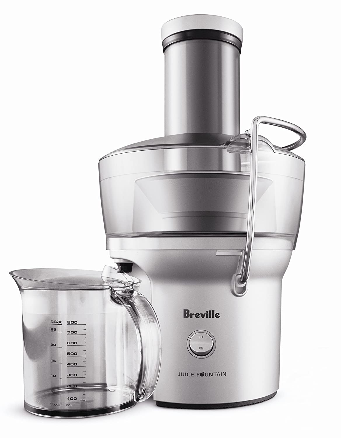 Breville BJE200XL Compact Juice Fountain 700-Watt Juicer