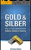 Gold & Silber: Das 1x1 zur Absicherung Ihres Wohlstands