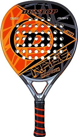 Dunlop Rage Graphite - Pala de pádel: Amazon.es: Deportes y aire libre