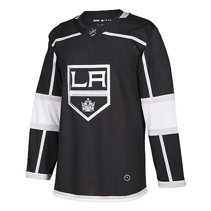 c5bac6c8c Amazon.com   adidas Los Angeles Kings NHL Men s Climalite Authentic ...
