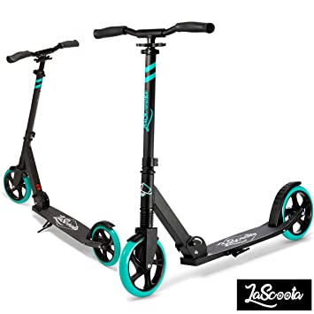 Amazon.com: Lascoota Scooters for Kids 8 Years and up ...