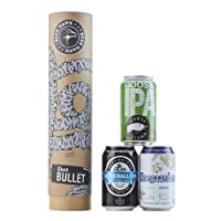 Beer Hawk Bullet Craft Beer Can Gift Set (Mystery Beers) - Beer Gift Idea