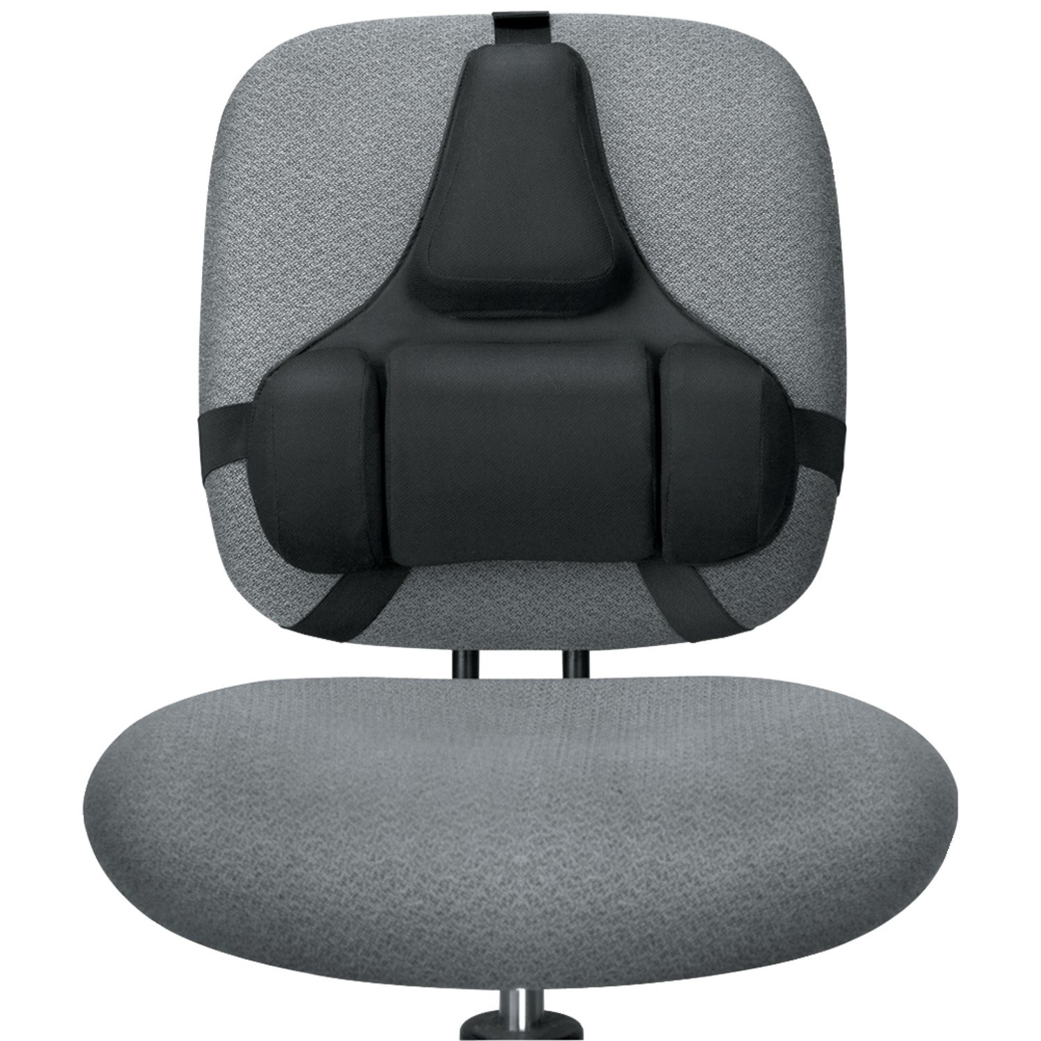 FELLOWES ULTIMATE BACK SUPPORT BLACK B000WTO52I