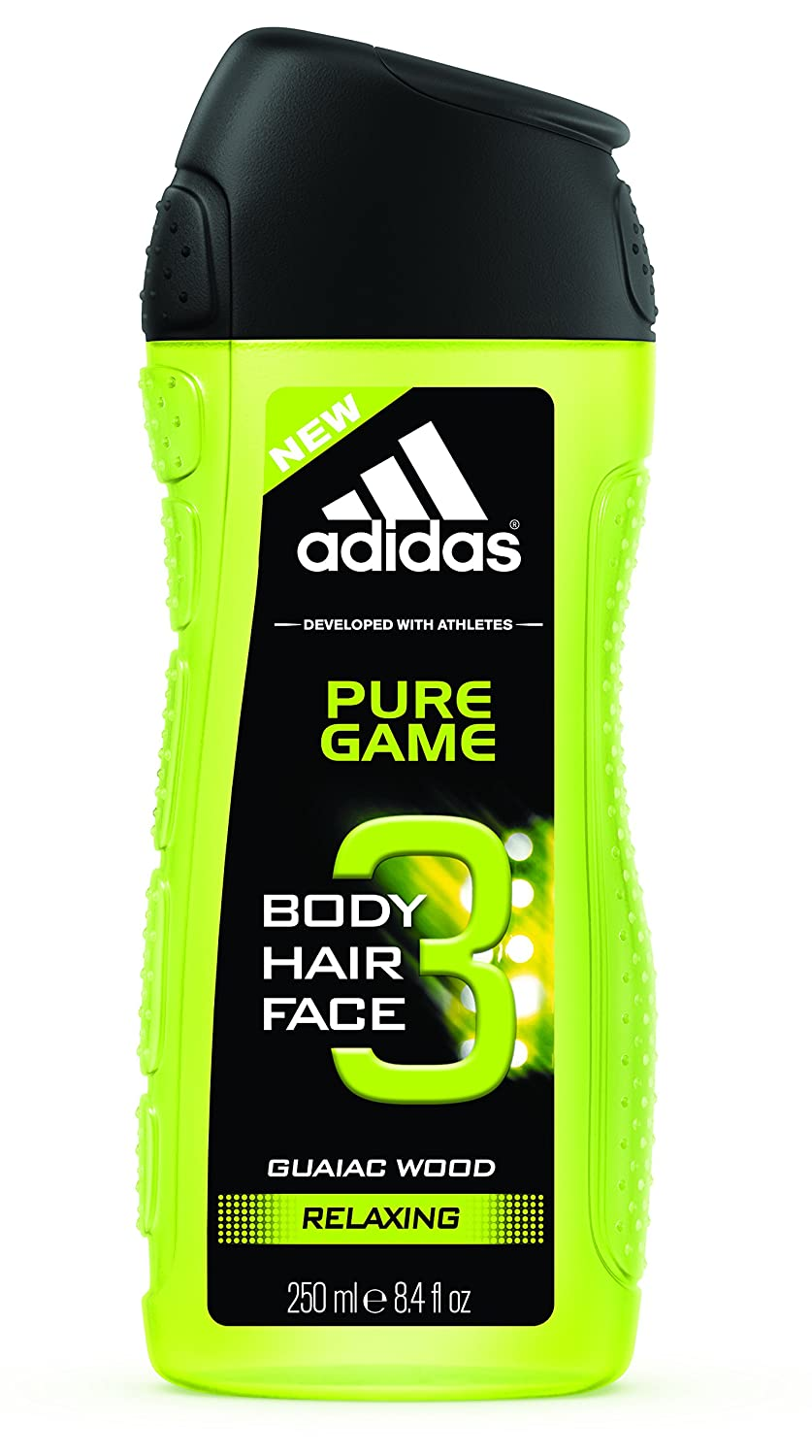 Adidas Pure Game Body Spray and Shower Gel Duo Gift Set Coty 31669400000