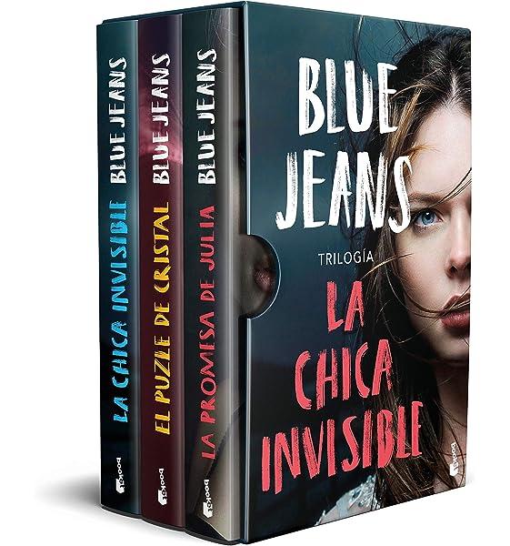 Estuche La chica invisible (Bestseller): Amazon.es: Blue Jeans ...