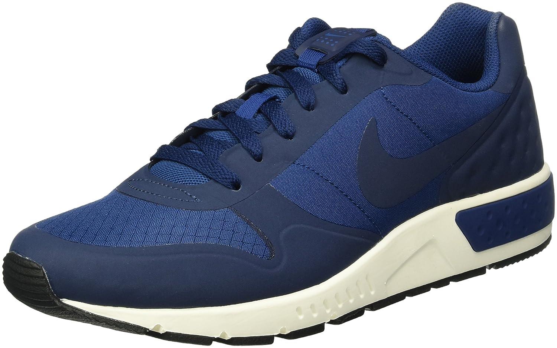 Nike Herren Nightgazer LW Traillaufschuhe  43 EU|Blau (Coastal Blue/Midnight Navy/Sl)