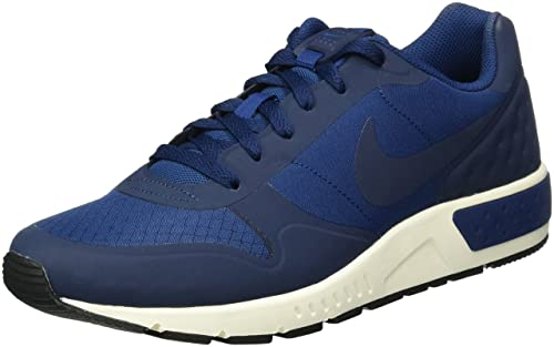 huge discount a1af5 b7dc9 Nike Nightgazer Lw, Sneaker Uomo, Blu (Coastal Blue Midnight Navy Sl