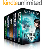 The Powerless Series: Complete 5-Book Set (English Edition)
