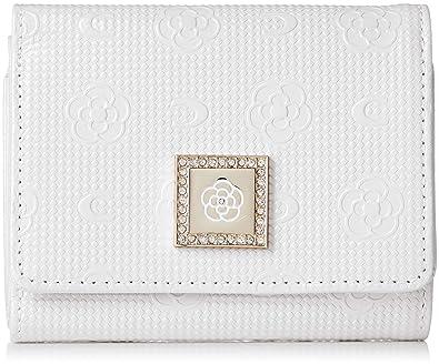 0668d99ec61c Amazon | [クレイサス] 折り財布 ブリュージュ 三つ折り財布 187644 オフホワイト | CLATHAS(クレイサス) | 財布