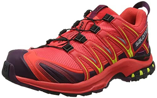 SALOMON Women's Xa Pro 3D GTX W Trail Running Shoes Waterproof