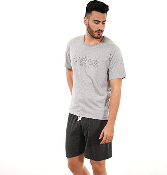 Babelo Homewear 🏠 - Pijama de Hombre de Verano – Pijama de ...