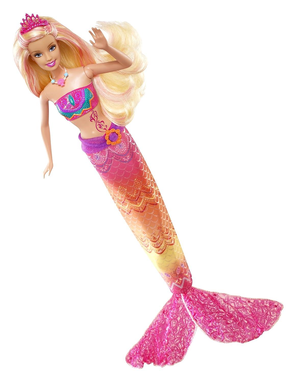 Uncategorized Barbie In A Mermaid Tale Dolls amazon com barbie in a mermaid tale 2 merliah transforming doll toys games