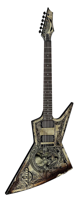 Dean Guitars ZERO TRUST - Guitarra eléctrica: Amazon.es: Instrumentos musicales