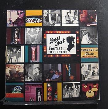 Amazon.com: The Pontiac Brothers - Doll Hut - Lp Vinyl ...