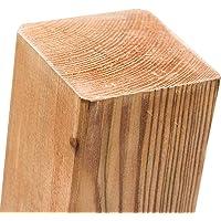 Postes de madera de pino impregnada en 18tamaños