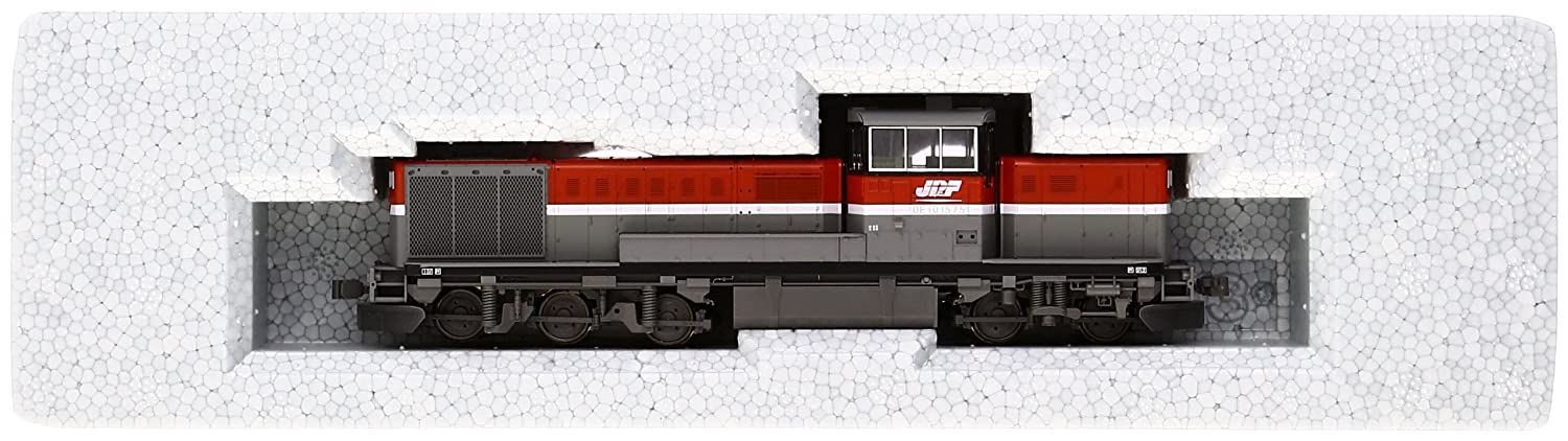 1-705 DE10 JR Freight update color HO gauge (japan import) Kato