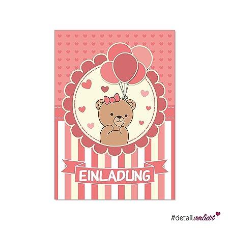 15 Niedliche Einladungskarten Im Praktischen Postkartenformat DIN A6,  Dv_175 U2013 Passend Für Den Nächsten Kindergeburtstag!   Kindergeburtstag,  Babys ...