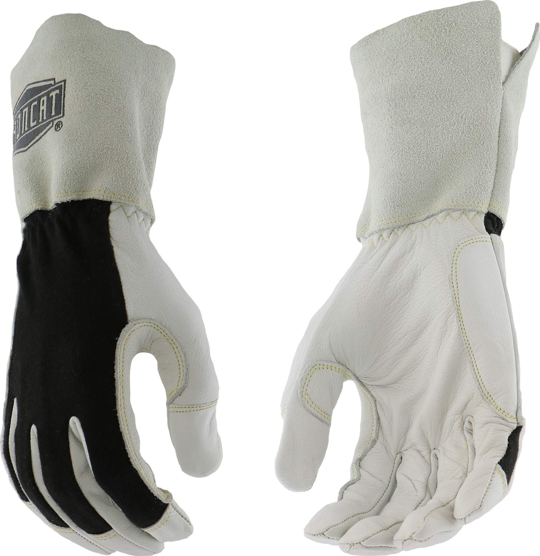 West Chester IRONCAT 9073 Premium Split Goatskin Leather TIG Welding Gloves: XX-Large, 1 Pair by West Chester
