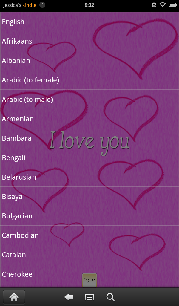 how to say i love you in thailand language