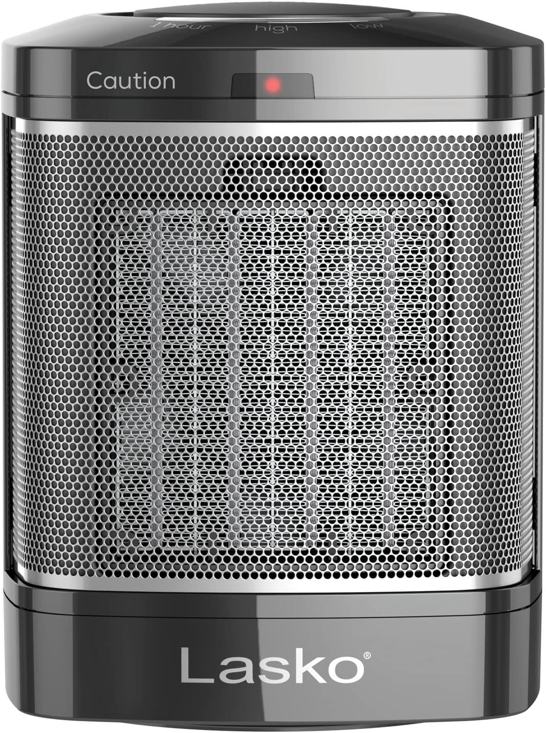 Lasko Heating Space Heater, Black