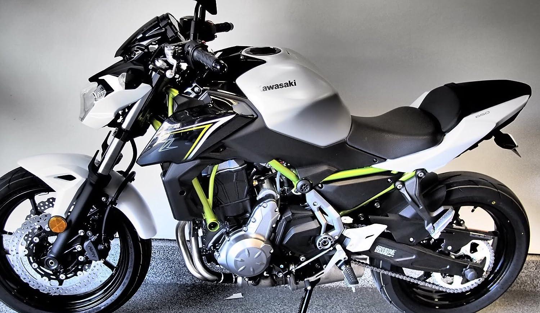 Vagabond Motorsports Kawasaki Z650/Ninja 650 (2017+) ...
