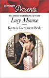 Kostas's Convenient Bride: A Greek Billionaire Marriage of Convenience (Harlequin Presents Book 3617)