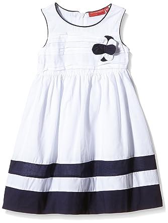 Kleid blau 116