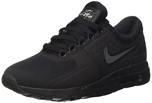 the latest 9e1d3 1ea6a Nike Air MAX Zero, Zapatillas para Mujer, Negro Black-Dark Grey-White, 41  EU Amazon.es Zapatos y complementos