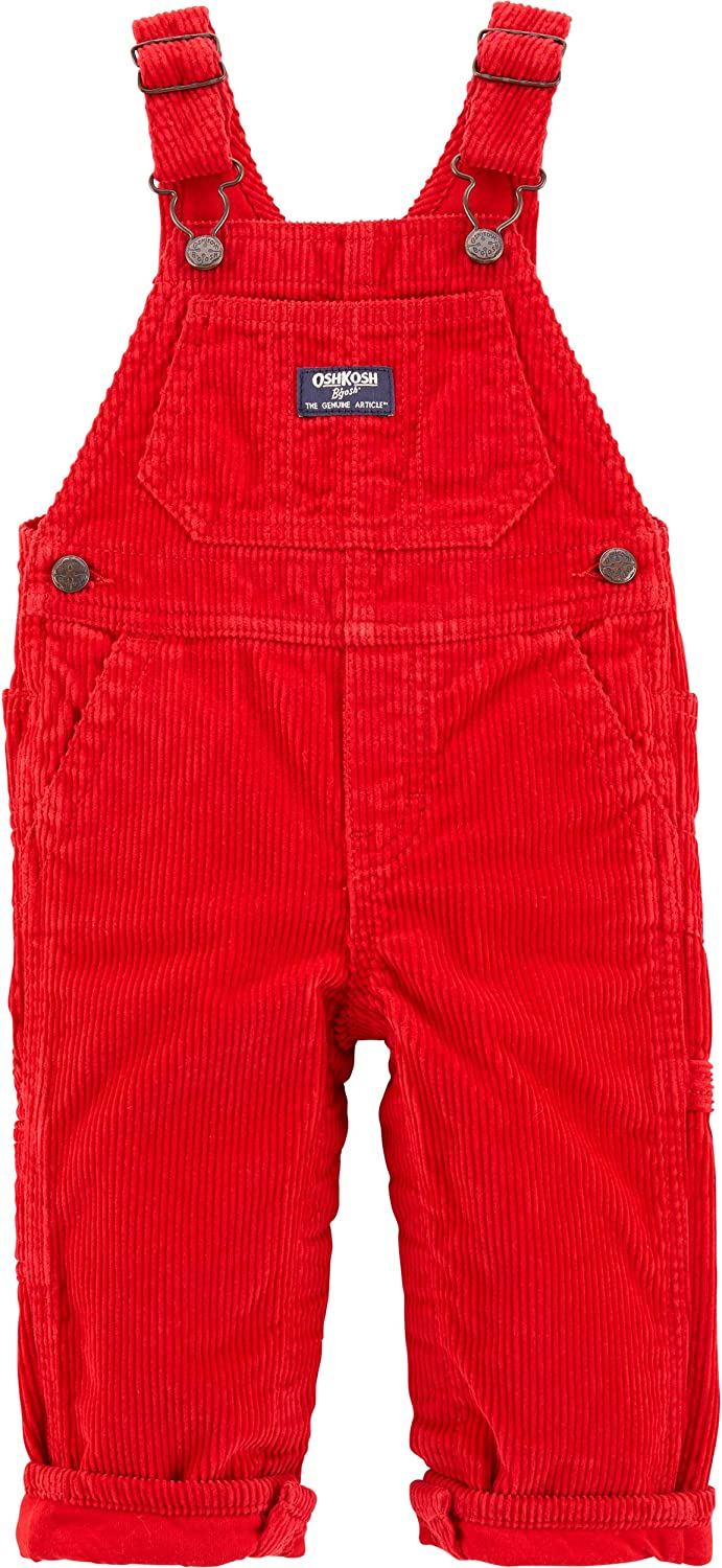 OshKosh BGosh baby-boys Worlds Best Overalls