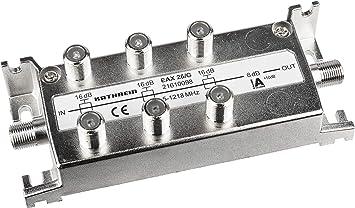 Kathrein EAX 26/G 21610098 - Distribuidor de Antena (6 ...