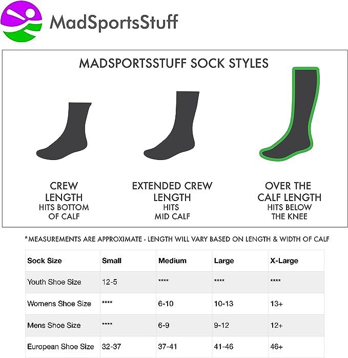MadSportsStuff Good Kitty Cat Over The Calf Athletic Socks