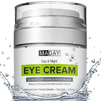 Amazon Com Eye Cream Reduce Dark Circles Puffiness And Under