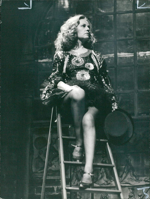 Amazon.com: Vintage photo of Jeanne Moreau: Coleccionables ...
