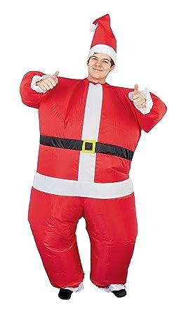 Amazon.com Adults Inflatable Christmas Suit - Santa Snowman or Turkey - Santa Clothing  sc 1 st  Amazon.com & Amazon.com: Adults Inflatable Christmas Suit - Santa Snowman or ...