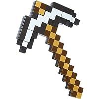 Minecraft - Espada y Pico transformables, 2 en 1. Juguete de Doble acción para Jugar al rol y disfrazarse, Que promueve Juegos de rol Seguros e interesantes