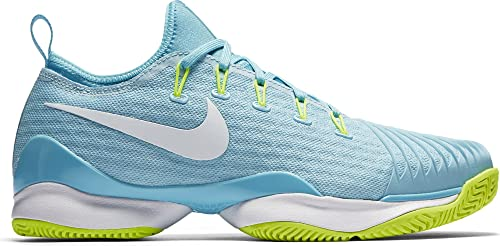 cef7fb13fcc56 Nike Air Zoom Ultrafly Low Hc Sz 8.5 Tennis Womens Still  Blue White-Polarized