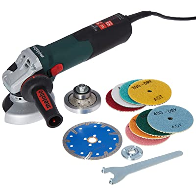 Toolocity EdgeWork_Kit_M2 Edge Work Kit for Granite Edge Profiling /Polishing: Home Improvement