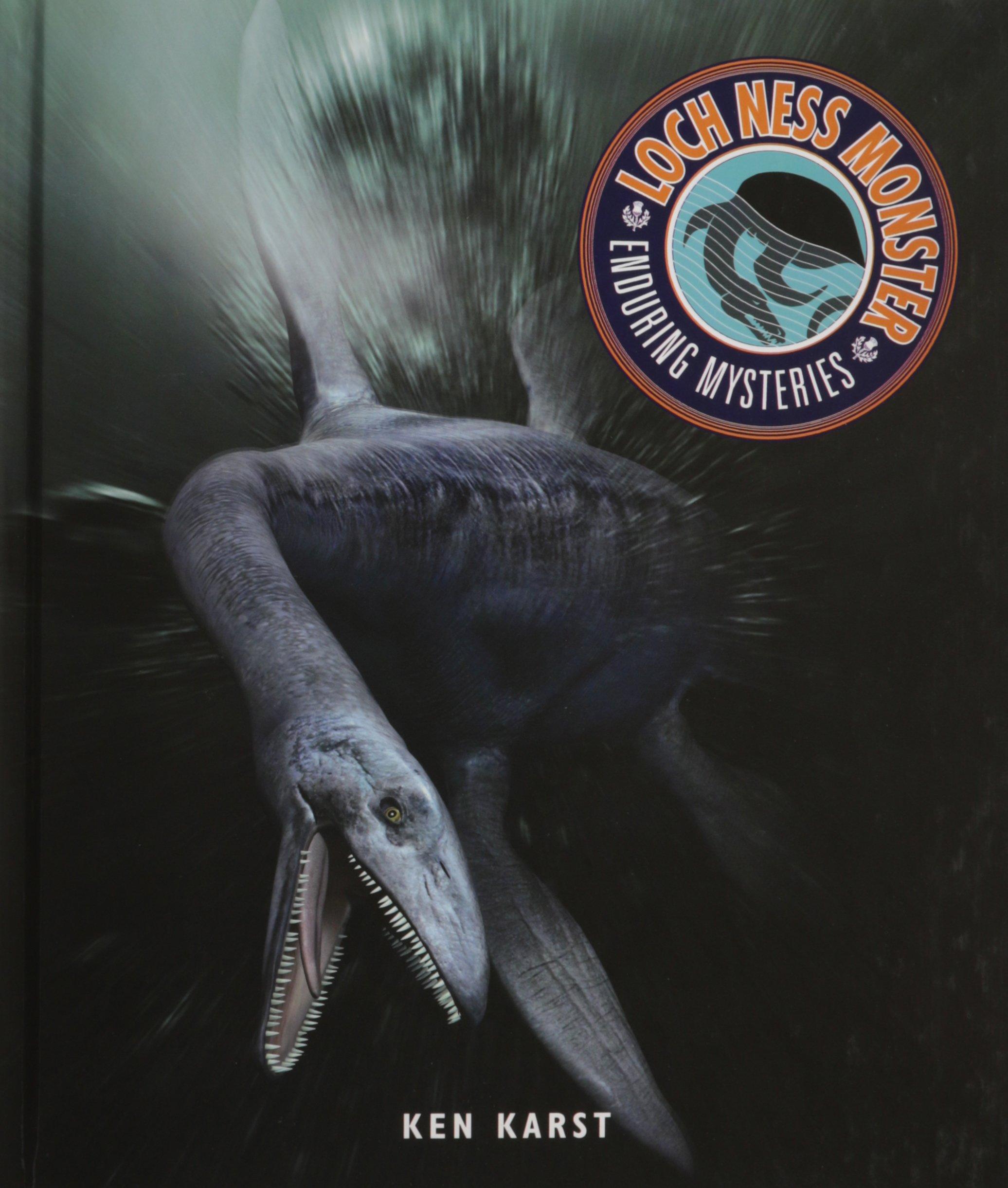 Loch Ness Monster (Enduring Mysteries) PDF