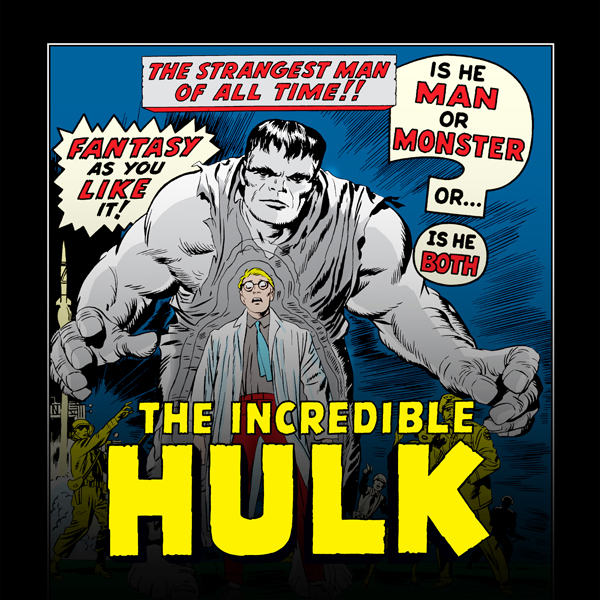 Incredible Hulk (1962-1999) (Collections) (12 Book Series)