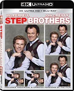 Step Brothers [Blu-ray]