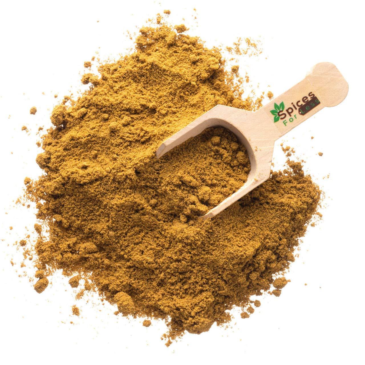 Anise Seeds, Ground - 5 lbs Bulk
