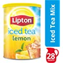 2-Pack Lipton Iced Tea Mix Lemon 28 qt